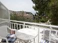 Balcony - Studio flat AS-3059-c - Apartments Baška Voda (Makarska) - 3059