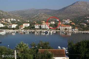 Property Seget Vranjica (Trogir) - Accommodation 3078 - Apartments near sea with pebble beach.