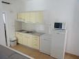 Kitchen - Apartment A-3082-c - Apartments Šimuni (Pag) - 3082
