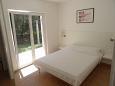Šimuni, Bedroom u smještaju tipa apartment, dopusteni kucni ljubimci i WIFI.