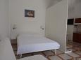 Bedroom - Studio flat AS-3082-a - Apartments Šimuni (Pag) - 3082