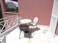 Terrace - Studio flat AS-3082-a - Apartments Šimuni (Pag) - 3082