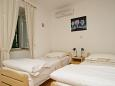 Bedroom 3 - House K-3101 - Vacation Rentals Sumartin (Brač) - 3101