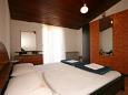 Igrane, Bedroom 1 u smještaju tipa apartment, dopusteni kucni ljubimci i WIFI.
