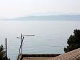 Balcony - view - Studio flat AS-311-a - Apartments Igrane (Makarska) - 311