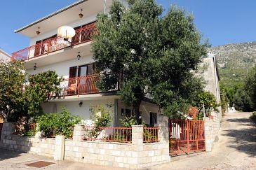 Podaca, Makarska, Property 315 - Apartments blizu mora with pebble beach.