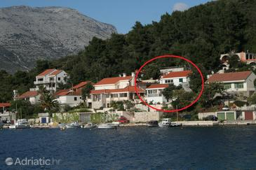 Property Žrnovska Banja (Korčula) - Accommodation 3150 - Apartments near sea.