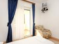 Bedroom - Room S-3152-c - Apartments and Rooms Pag (Pag) - 3152