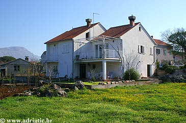 Property Žrnovo (Korčula) - Accommodation 3153 - Apartments with pebble beach.