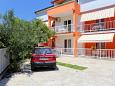 Parking lot Trpanj (Pelješac) - Accommodation 3157 - Apartments near sea with pebble beach.