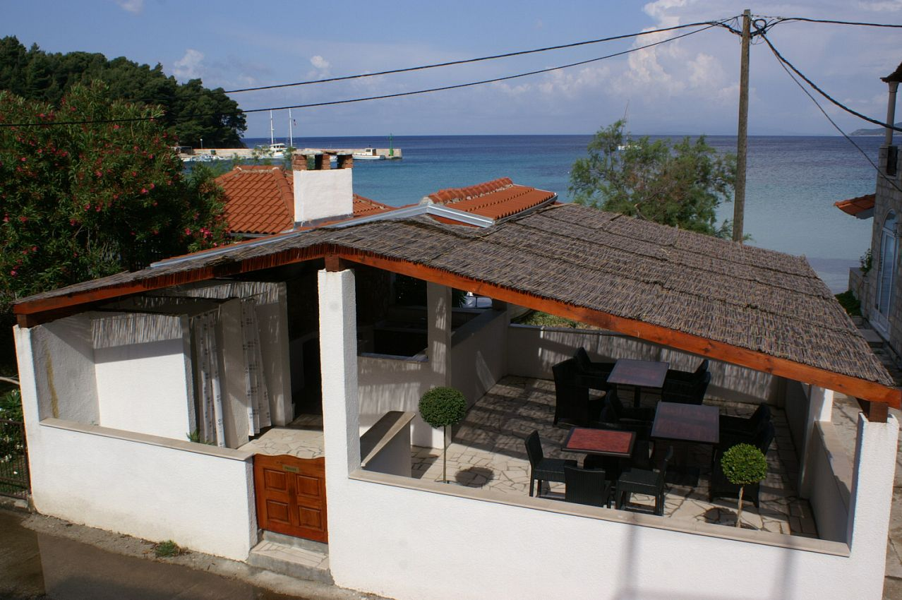 Ubytovanie na pláži v meste Žuljana - 3163
