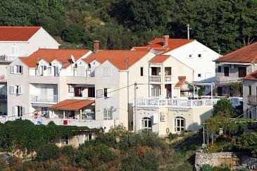 Obiekt Cavtat (Dubrovnik) - Zakwaterowanie 3175 - Apartamenty ze żwirową plażą.