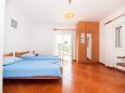 Bedroom - Studio flat AS-3176-b - Apartments Bosanka (Dubrovnik) - 3176