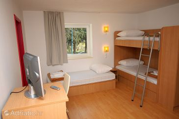 Room S-3186-b - Rooms Gradac (Makarska) - 3186