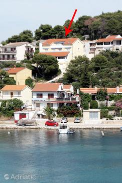 Property Tisno (Murter) - Accommodation 3209 - Apartments near sea with pebble beach.