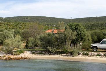 Property Uvala Zuborovica (Pašman) - Accommodation 321 - Vacation Rentals near sea with sandy beach.