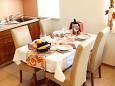 Dining room - Apartment A-3211-d - Apartments Palit (Rab) - 3211