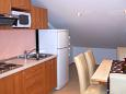 Kitchen - Apartment A-3213-i - Apartments Kampor (Rab) - 3213