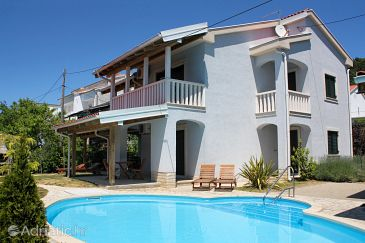 Property Banjol (Rab) - Accommodation 3215 - Apartments in Croatia.