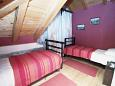Bedroom 2 - Room S-3227-a - Rooms Trogir (Trogir) - 3227
