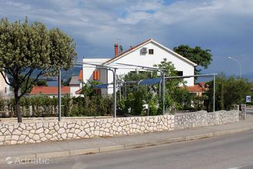 Property Krk (Krk) - Accommodation 3231 - Apartments and Rooms with pebble beach.