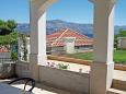 Terrace - view - Apartment A-3244-c - Apartments Postira (Brač) - 3244