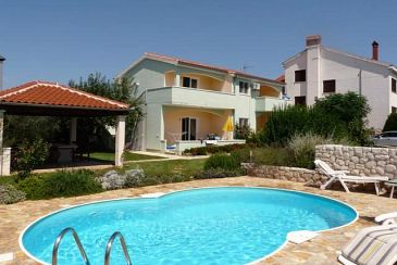 Property Zaton (Zadar) - Accommodation 3247 - Apartments with sandy beach.