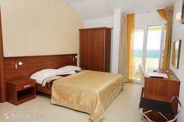 Rtina - Miletići, Bedroom u smještaju tipa room, WIFI.