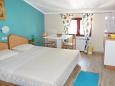 Bedroom - Studio flat AS-3260-b - Apartments and Rooms Petrčane (Zadar) - 3260