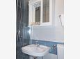 Bathroom - Studio flat AS-3260-c - Apartments and Rooms Petrčane (Zadar) - 3260