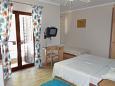 Bedroom - Studio flat AS-3260-c - Apartments and Rooms Petrčane (Zadar) - 3260