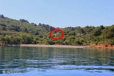 Property Studenčić (Lošinj) - Accommodation 3263 - Vacation Rentals near sea with pebble beach.