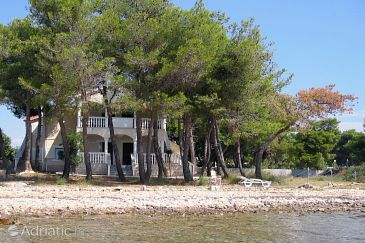 Property Sukošan (Zadar) - Accommodation 3267 - Apartments near sea with sandy beach.