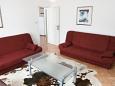 Living room - Apartment A-3273-a - Apartments Sukošan (Zadar) - 3273