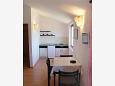 Kitchen - Studio flat AS-3282-b - Apartments Biograd na Moru (Biograd) - 3282
