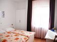 Bedroom 1 - Apartment A-3307-c - Apartments Novalja (Pag) - 3307
