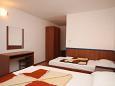 Bedroom - Room S-3329-b - Rooms Drašnice (Makarska) - 3329