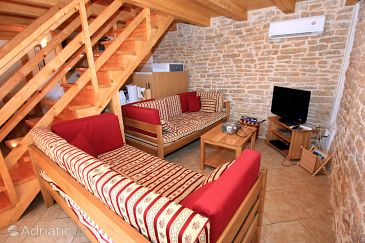 House K-3334 - Vacation Rentals Orihi (Središnja Istra) - 3334