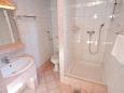 Koupelna - Apartmán A-3339-a - Ubytování Dajla (Novigrad) - 3339