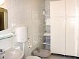 Pješčana Uvala, Bathroom 1 u smještaju tipa house, dopusteni kucni ljubimci i WIFI.