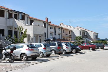 Property Vrsar (Poreč) - Accommodation 3341 - Apartments with pebble beach.