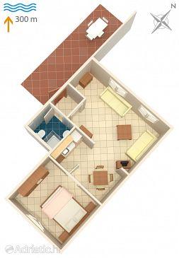 Apartment A-3360-b - Apartments Umag (Umag) - 3360