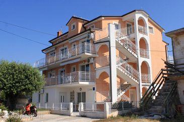 Novigrad, Novigrad, Objekt 3361 - Ubytování s oblázkovou pláží.