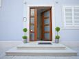 Courtyard Rovinj (Rovinj) - Accommodation 3393 - Apartments with pebble beach.