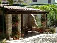 Terrace 1 - House K-3400 - Vacation Rentals Vozilići (Labin) - 3400