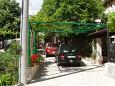 Parking lot Vozilići (Labin) - Accommodation 3400 - Vacation Rentals with pebble beach.