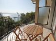 Terrace - Studio flat AS-3430-a - Apartments Medveja (Opatija) - 3430