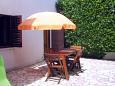 Veprinac, Terrace u smještaju tipa house, dopusteni kucni ljubimci i WIFI.