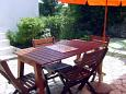 Terrace - House K-3442 - Vacation Rentals Veprinac (Opatija) - 3442
