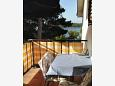 Terrace - Apartment A-3444-d - Apartments and Rooms Mali Lošinj (Lošinj) - 3444